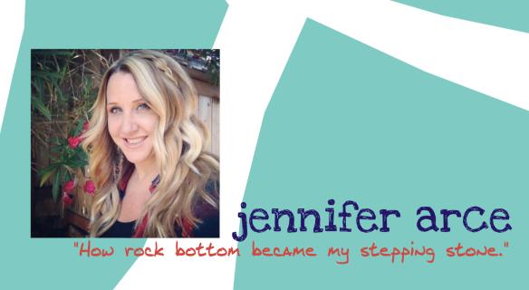 Rock bottom-Jennifer Arce